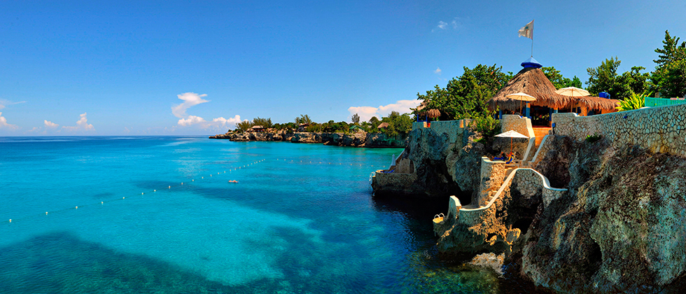 Caves Resort, Negril, Jamaica